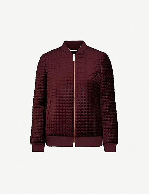 2b3db58a20b Bomber jackets - Jackets - Coats   jackets - Clothing - Womens ...
