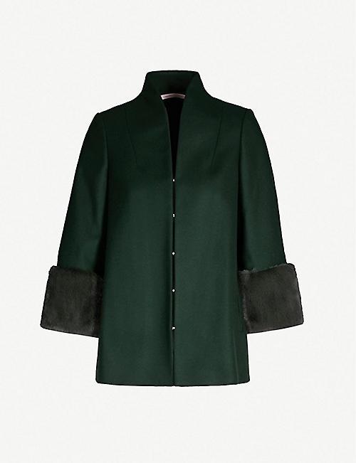 33a7ac71e TED BAKER - Coats   jackets - Clothing - Womens - Selfridges