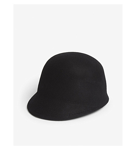 5eea5c78a13b1 TED BAKER - Jalia bow peak wool hat