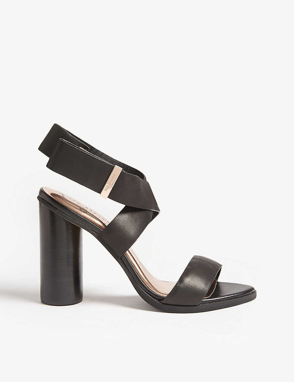 7184bdac570d TED BAKER - Meila leather strappy sandals
