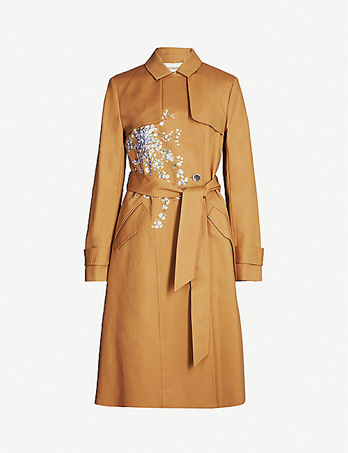b6a611029141 TED BAKER - Coats   jackets - Clothing - Womens - Selfridges