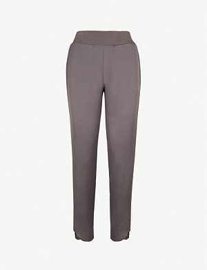 TED BAKER Satin-panels joggers