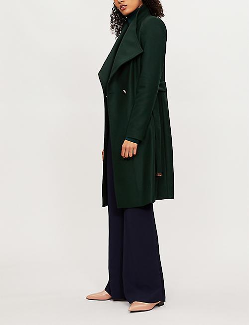 86506d6787f Designer Women Coats - Trench coats   more