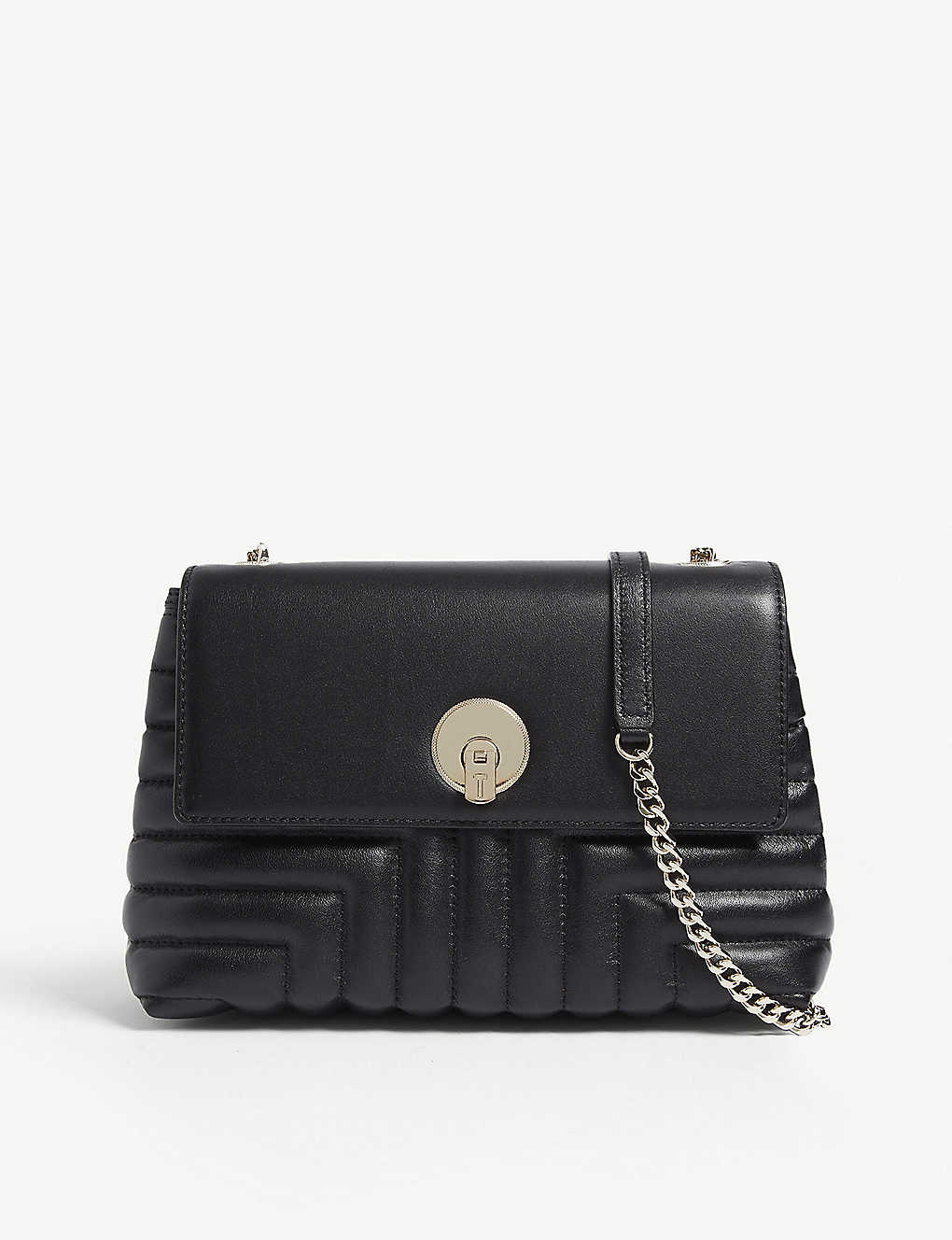 e29edcceee7 TED BAKER - Ssusiee leather cross-body bag | Selfridges.com