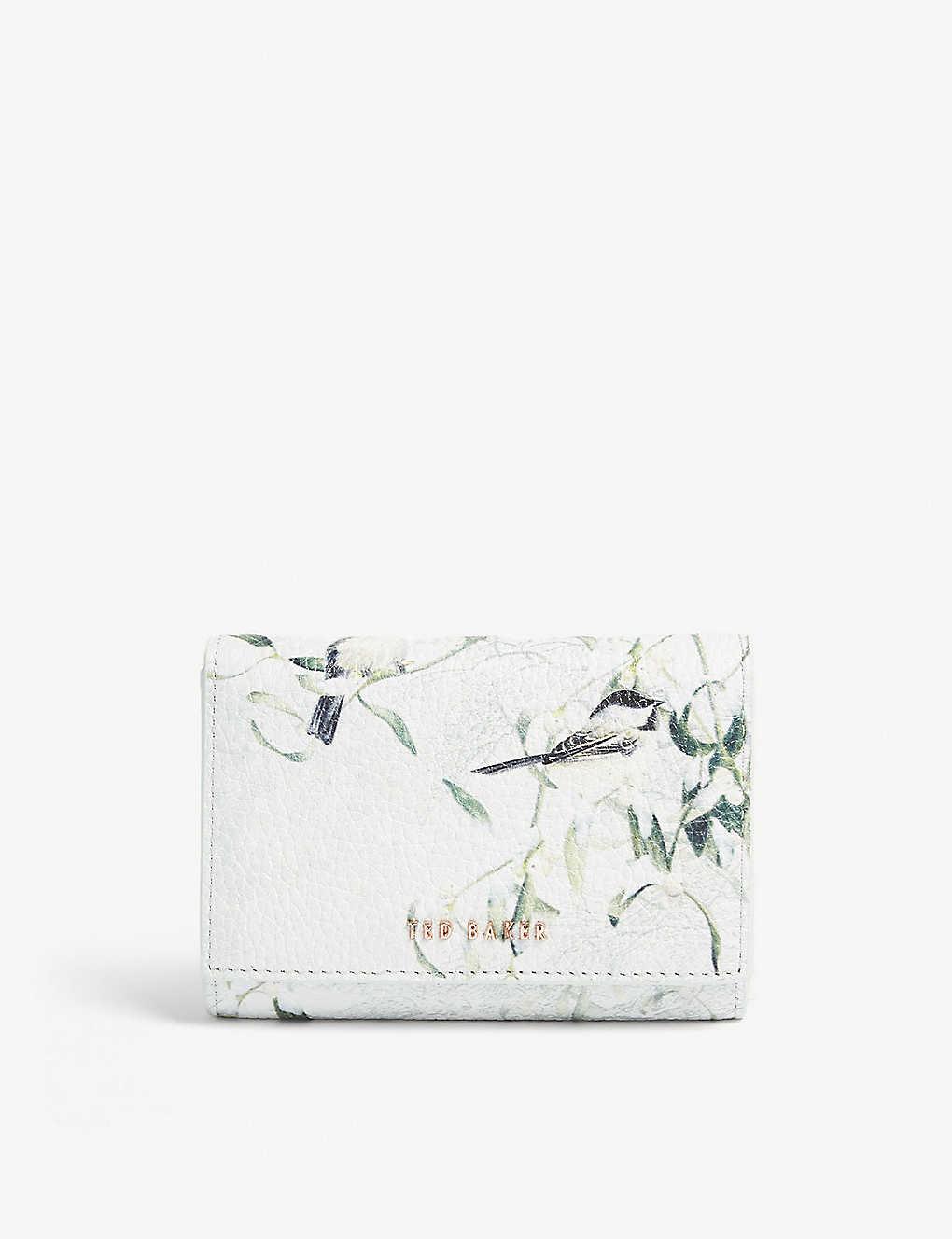 7821369a9e7 TED BAKER - Mistletoe kiss mini purse   Selfridges.com