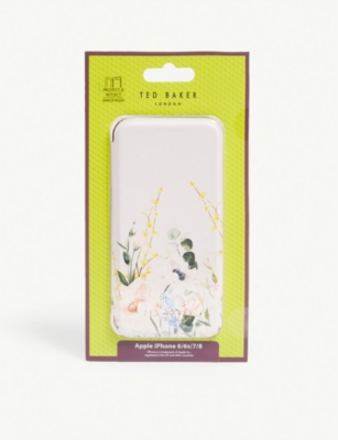 TED BAKER Cabe iPhone 6/6s/7/8 folding case