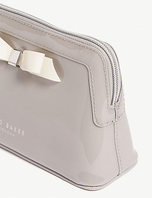 TED BAKER Caffara bow make-up bag