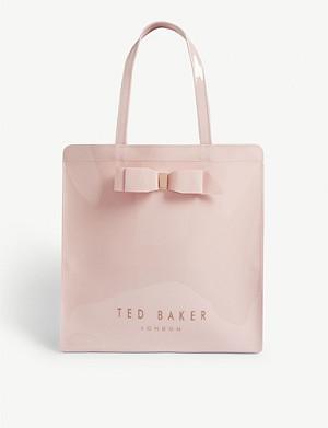 d274feb76adb TED BAKER - Jjesica leather shopper bag
