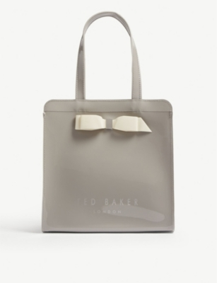 TED BAKER Bow detail small tote bag