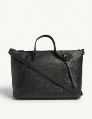 TED BAKER Olmia grained leather small tote