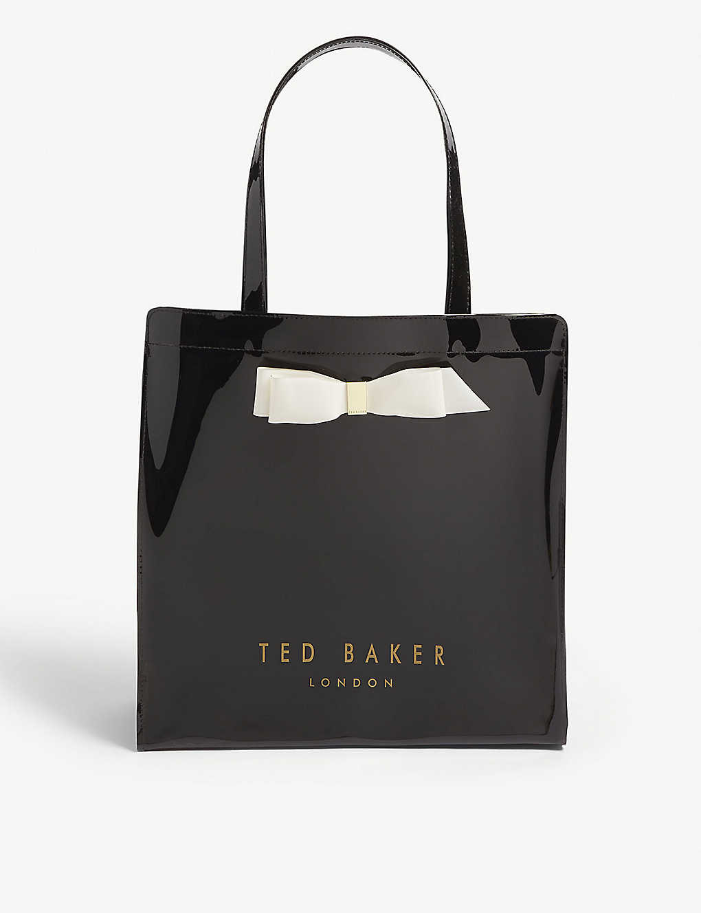b7cbd893cd6 TED BAKER - Bow detail large tote bag | Selfridges.com