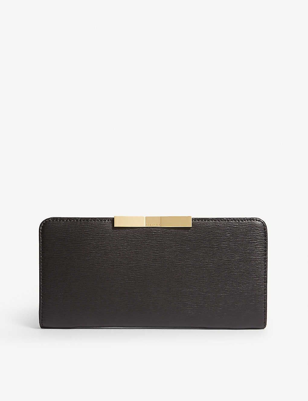 dbf53a24c50 TED BAKER - Flow leather matinee purse | Selfridges.com