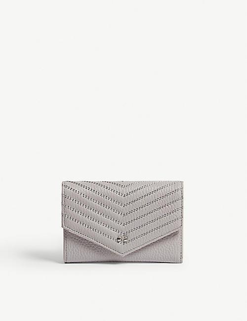 TED BAKER Nourr leather bifold wallet 19f7825141