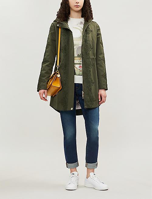 18336b05ba6cae TED BAKER - Coats   jackets - Clothing - Womens - Selfridges