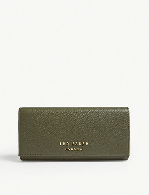 TED BAKER Statement letters matinee purse