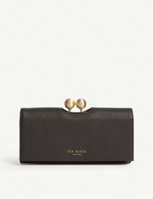 TED BAKER Josiey pavé logo leather purse
