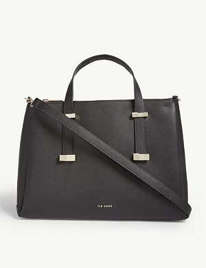TED BAKER Judyy leather tote bag