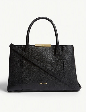 TED BAKER Colesa leather tote bag