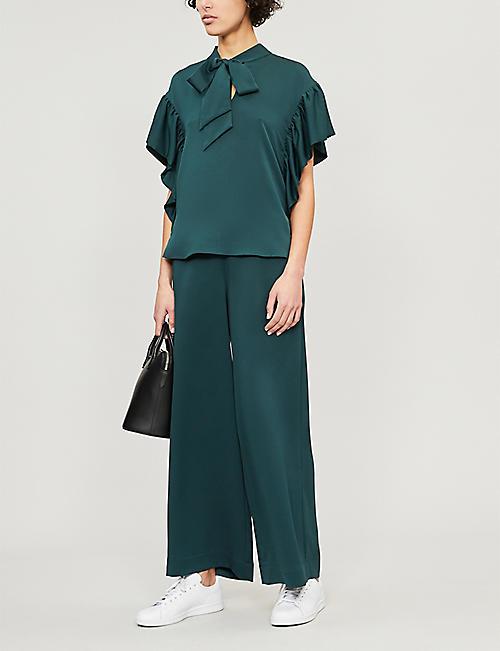 eb9e7c2e19a3 TED BAKER - Tops - Clothing - Womens - Selfridges | Shop Online