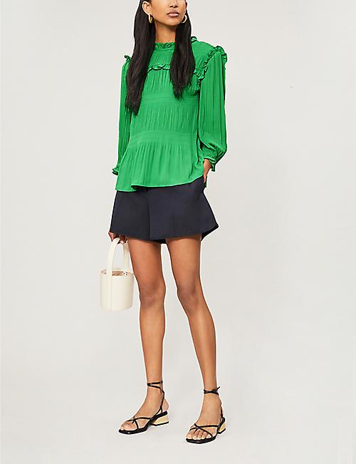 47bf5f086e6 TED BAKER - Tops - Clothing - Womens - Selfridges | Shop Online