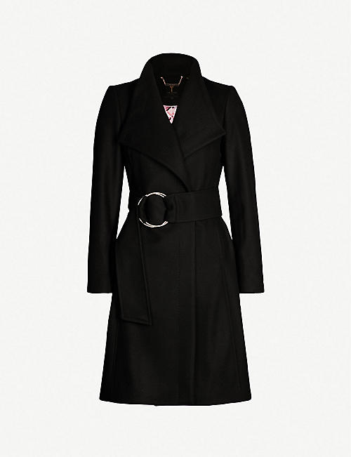 3a4cdacb583c TED BAKER - Coats & jackets - Clothing - Womens - Selfridges | Shop ...