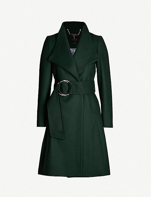 cc90719b831c TED BAKER - Coats   jackets - Clothing - Womens - Selfridges