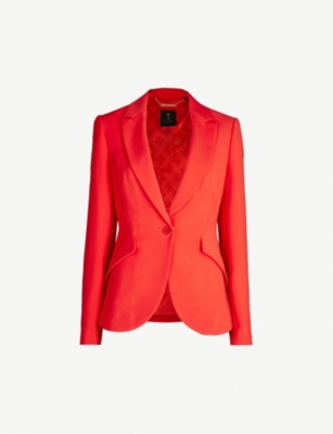 TED BAKER Aniita tailored blazer