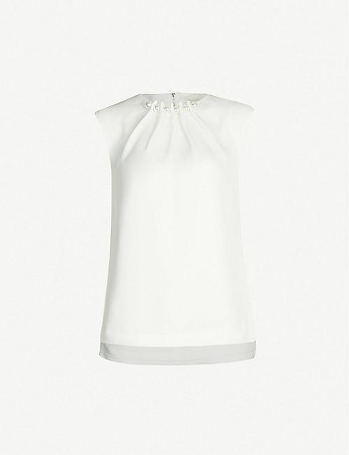 85a7716c84d89e TED BAKER - Tops - Clothing - Womens - Selfridges