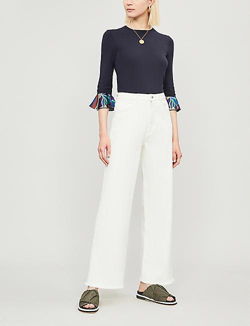 7fd7798e2f27 TED BAKER - Knitwear - Clothing - Womens - Selfridges