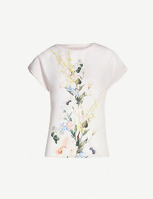 aaff8f087 TED BAKER - Tops - Clothing - Womens - Selfridges | Shop Online