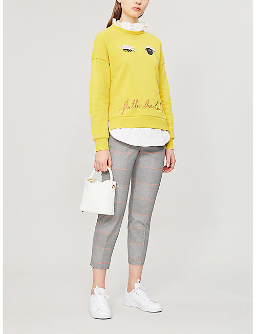 60e4fbbe52 TED BAKER - Trousers - Clothing - Womens - Selfridges | Shop Online
