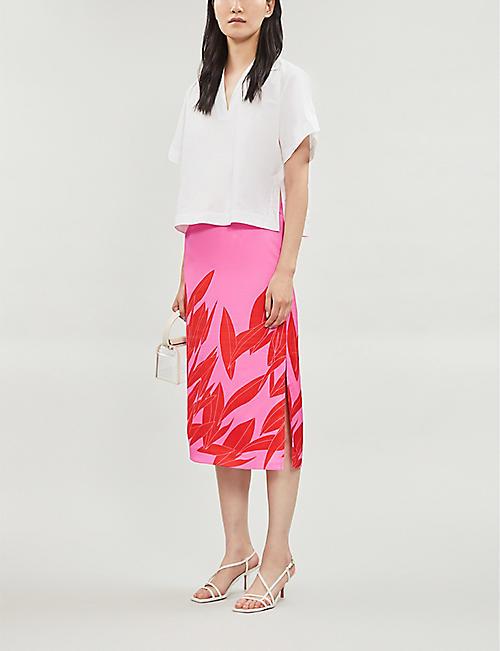 4e34a6ec7 Midi - Skirts - Clothing - Womens - Selfridges | Shop Online