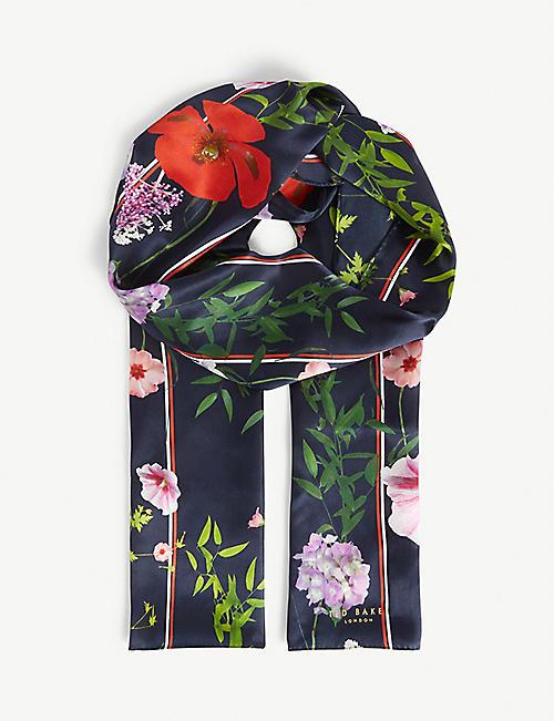 fa8111b2c3736 Scarves - Accessories - Womens - Selfridges | Shop Online