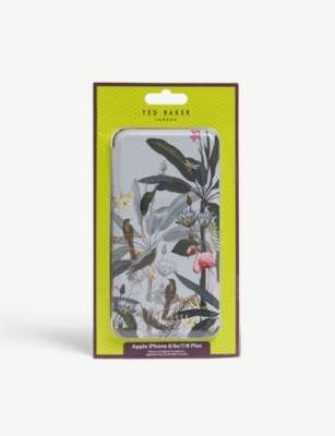 TED BAKER Pistachio iPhone Plus protect and reflect phone case