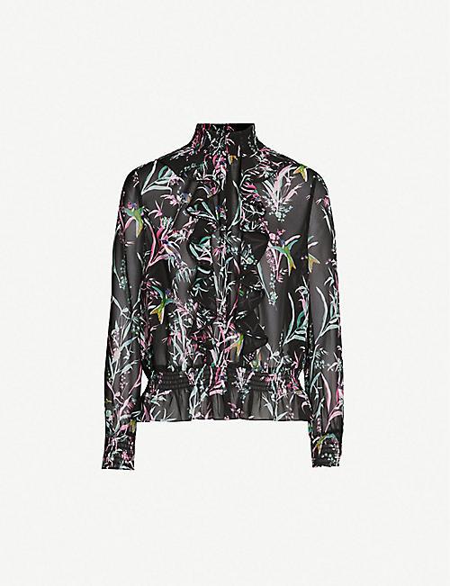 bfc24446bbc7 TED BAKER - Tops - Clothing - Womens - Selfridges | Shop Online
