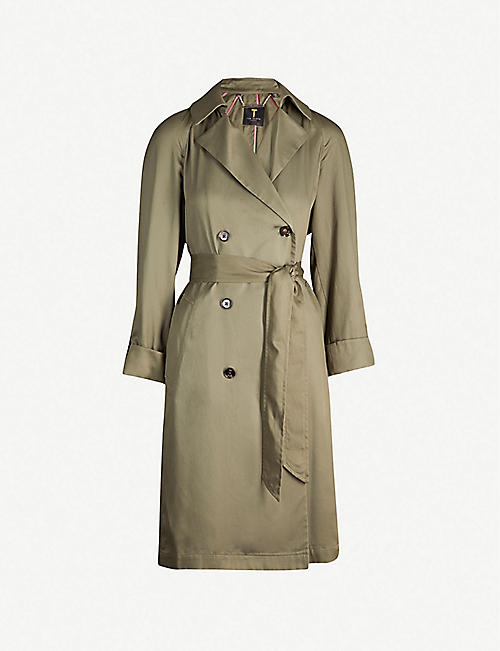 b9ff971d4d Trench coats - Coats - Coats & jackets - Clothing - Womens ...