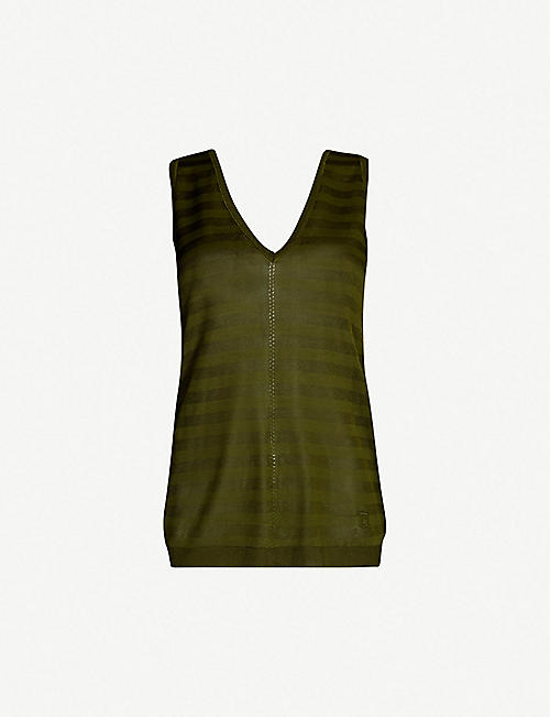 5164d12a398543 TED BAKER - Tops - Clothing - Womens - Selfridges