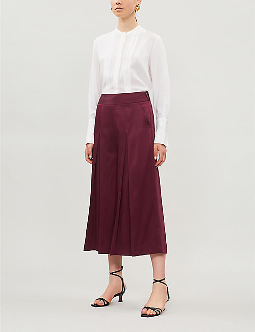 3a0512d68 TED BAKER - Trousers - Clothing - Womens - Selfridges | Shop Online