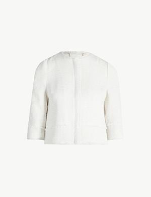 48a6de0a7 TED BAKER - Anjelie Iguazu-print jacquard bomber jacket | Selfridges.com
