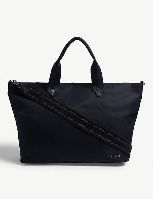 TED BAKER: Nylon large tote