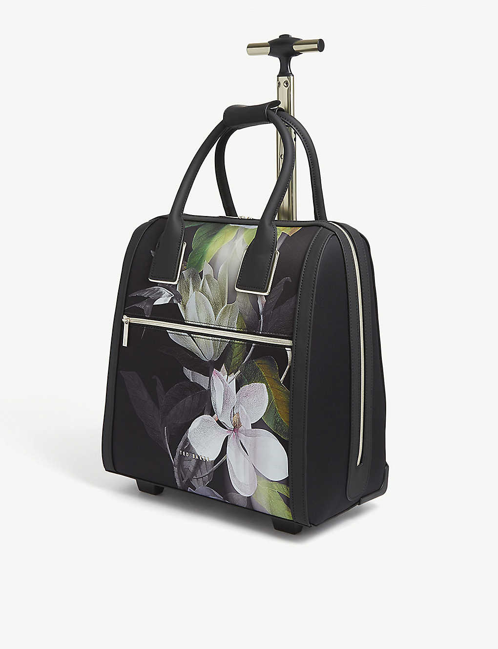 TED BAKER: Maritaa Opal print travel bag 40cm