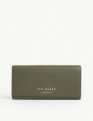TED BAKER Selma leather matinee purse