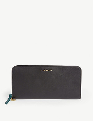 TED BAKER Heloise leather matinee purse