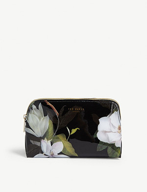 TED BAKER Lacee PVC make-up bag