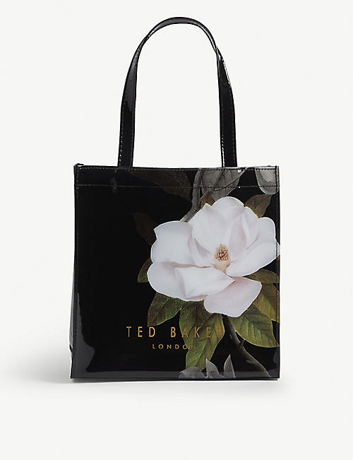 TED BAKER Opal small Icon PVC tote bag