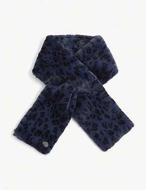 TED BAKER Leonnaa faux fur scarf
