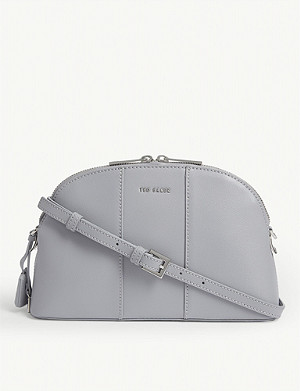 TED BAKER Katlin leather cross-body bag