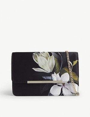 TED BAKER Opal bar detail cross-body bag