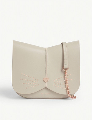 TED BAKER Felissa leather cross-body bag