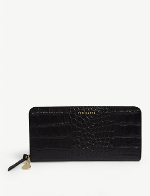TED BAKER Stellys leather matinee purse